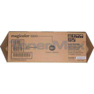 QMS MAGICOLOR 2200 FUSER OIL ROLLER